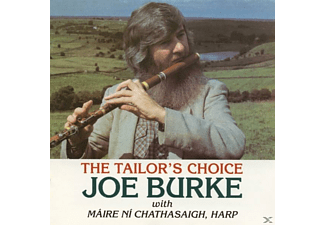 Joe Burke - THE TAILOR S CHOICE - (CD)