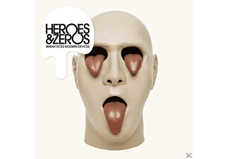 The Zeros - Simian Vices Modern Devices - (CD)