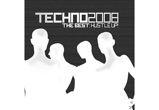 VARIOUS - Techno 2008-The Best - (CD)