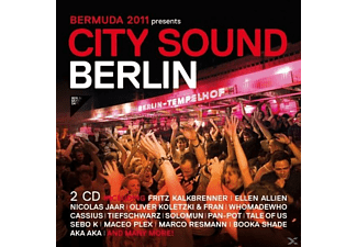 VARIOUS - Bermuda 2011 Presents: City Sound Berlin - (CD)