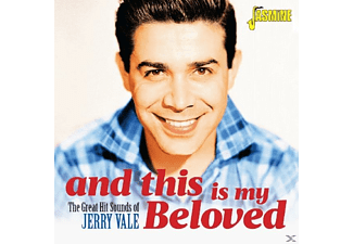 Jerry Vale - AND THIS IS MY BELOVED - (CD)