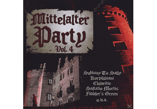 VARIOUS - Mittelalter Party IV - (CD)