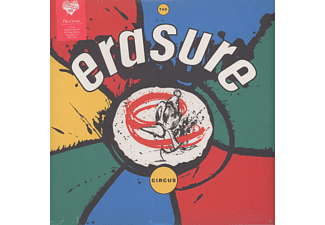 Erasure - The Circus - (Vinyl)
