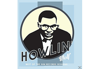 Howlin' Wolf - Best Of The Sun Records Sessions - (Vinyl)