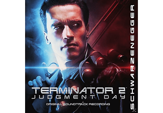 Brad Fiedel - TERMINATOR 2 - JUDGEMENT DAY - (Vinyl)
