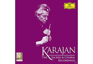 Herbert von Karajan, VARIOUS - The Sacred And Choral Recordings - (CD)