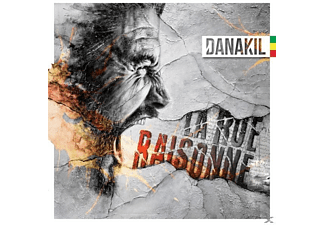 Danakil - LA RUE RAISONNE (+DOWNLOAD) - (Vinyl)