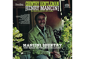 Henry Mancini His Piano, Orchestra And Chorus - Country Gentleman / Mancini Country - (SACD Hybrid)