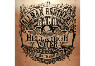 The Allman Brothers Band - Best Of The Arista Years-Hell & High Water - (CD)