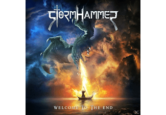 Stormhammer - WELCOME TO THE END [CD]