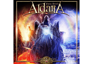 Aldaria - LAND OF LIGHT - (CD)