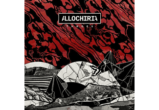 Allochiria - THROES - (CD)
