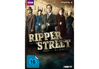 Ripper Street - Staffel 4 - (DVD)