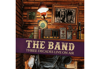 The Band - Three Decades Live On Air (3CD-Set) - (CD)