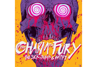 Charm The Fury - THE SICK DUMB & HAPPY - (CD)