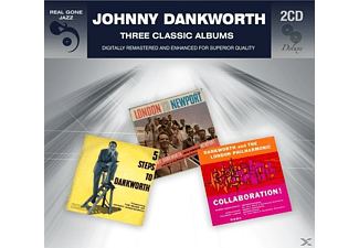 Johnny Dankworth - 3 CLASSIC ALBUMS - (CD)