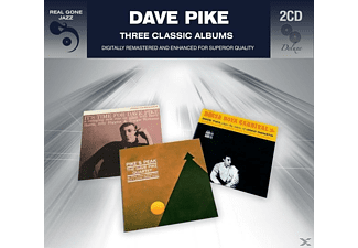 Dave Pike - 3 CLASSIC ALBUMS - (CD)