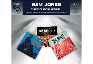 Sam Jones - 3 CLASSIC ALBUMS - (CD)