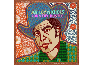 Jeb Loy Nichols - Country Hustle - (CD)
