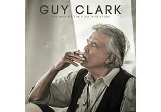 Guy Clark - The Best Of The Dualtone Years (2LP/Gatefold) - (Vinyl)
