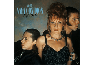 Vaya Con Dios - Night Owls - (Vinyl)
