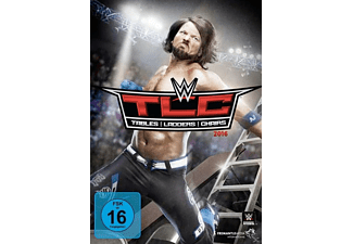 TLC-Tables/Ladders/Chairs 2016 - (DVD)