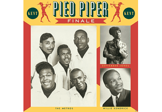 VARIOUS - Pied Piper-Finale - (CD)