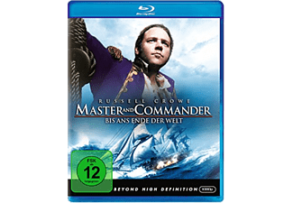 Master And Commander: Bis Ans Ende Der Welt Action Blu-ray