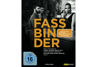 Fassbinder Edition - (Blu-ray)