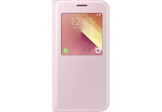 SAMSUNG S-View Standing Cover till Galaxy A5 - Rosa