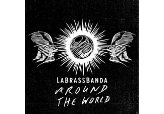LaBrassBanda - Around the World - (CD)