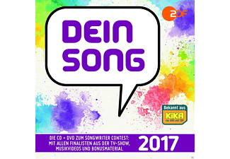 VARIOUS - Dein Song 2017 - (CD)