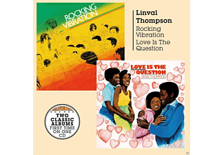 Linval Thompson - Rocking Vibration/Love Is The Question - (CD)