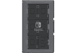 HORI Game Card Case Zwart