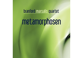 Branford Marsalis - Metamorphosen (CD)