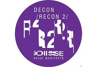 VARIOUS - Decon/Recon #2 - (Vinyl)