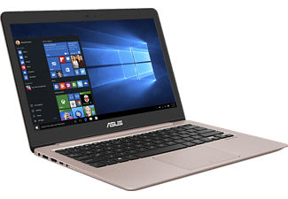 ASUS UX310UA-FC755T I5-7200U/8GB/256 SSD ROSEGOLD, Notebook mit 13.3 Zoll Display, Core™ i5 Prozessor, 8 GB RAM, 256 GB SSD, HD-Grafik 620, Rose Gold