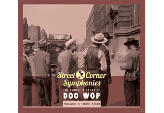 VARIOUS - Street Corner Symphonies Vol.1 1939-1949 [CD]
