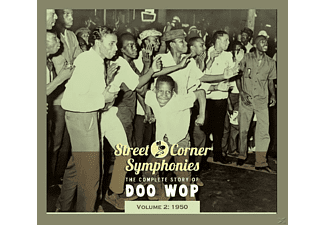 VARIOUS - Street Corner Symphonies Vol.2 1950 - (CD)