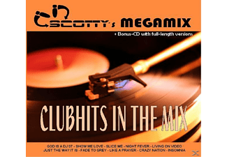 VARIOUS - CLUBHITS IN THE MIX - (CD)