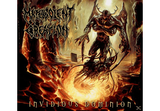 Malevolent Creation - Invidious Dominion - (CD)