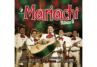 VARIOUS - World Of Mariachi Vol.2 - (CD)