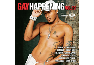 VARIOUS - Gay Happening Vol.19 - (CD)