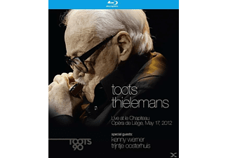 Toots Thielemans - Lijve At Le Chapiteau Opera De Liege, May 17, 2012 [Blu-ray]