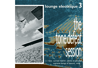 VARIOUS - LOUNGE ELECTRIQUE 3 - (CD)