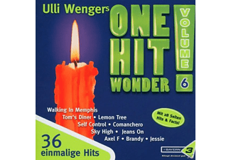 VARIOUS - One Hit Wonder-Vol.6 - (CD)