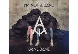 I'm Not A Band - Bandband - (CD)
