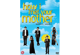 How I Met Your Mother Seizoen 5 TV-serie