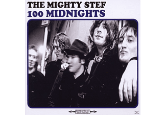 The Mighty Stef - 100 Midnights - (CD)