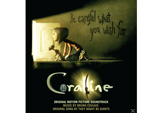 Bruno Coulais - CORALINE - (CD)